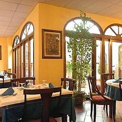 restaurante posada
